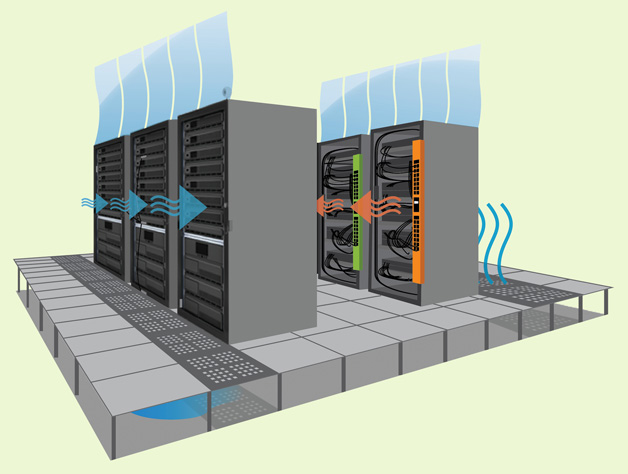 Types of Data Center Cooling Techniques - Raritan on