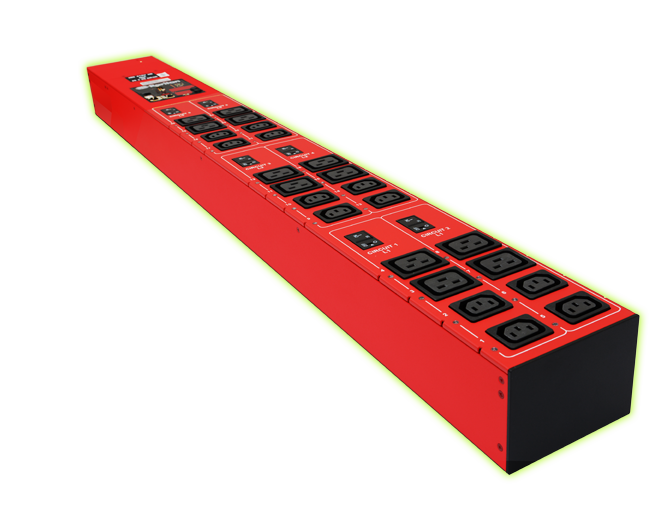3-Phase Rack Power Strip Current and Power Capacity Calculation Tool