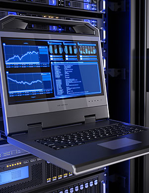 Blog deploying high density rack power to support HPC in higher education