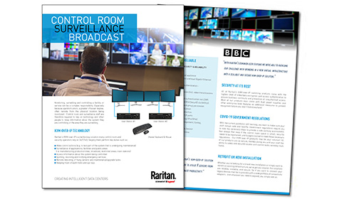 raritan-solution-brochure-control-room